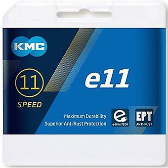 KMC e11 EcoProteQ 11-speed bike chain (E-bike) / / 122 links