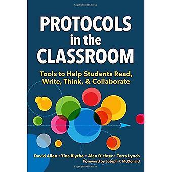 Protokolle im Klassenzimmer: Tools zur Studenten lesen, schreiben, denken und arbeiten