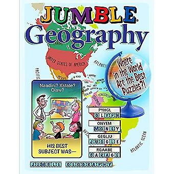 Jumble(r) Geography: Where in the World Are the Best� Puzzles?! (Jumbles(r))