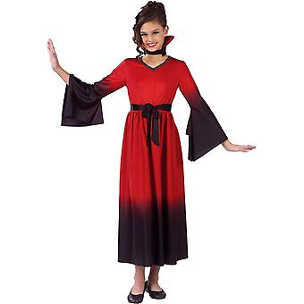 Lady Vampiress Child Costume