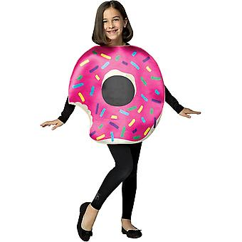 Strawberry Doughnut Child Costume