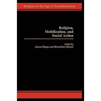 Movilización de religión y Acción Social de Anson y Shupe