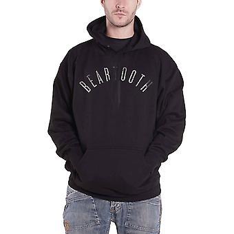 Beartooth Hoodies باند شعار جديد الرسمية الرجال الأسود Pullover