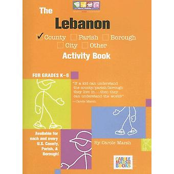 The Lebanon County Activity Book - For Grades K-6 by Carole Marsh - 97