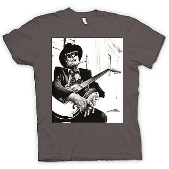 Mens T-shirt - John Lee Hooker - Blues