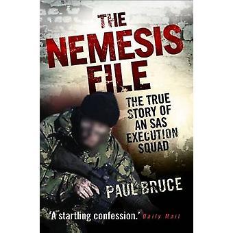 Die Nemesis-Datei von Paul Bruce - 9781843582731 Buch