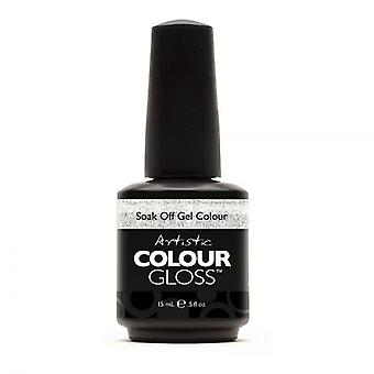 Artistic Colour Gloss Soak Off Gel Polish - Dazzled