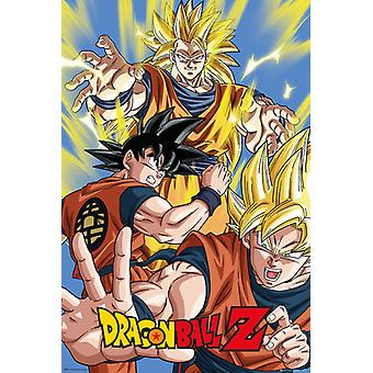 Dragon Ball Z Goku Maxi Poster 61x91.5cm