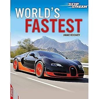 EDGE: Slipstream Non-Fiction Level 1: World's Fastest