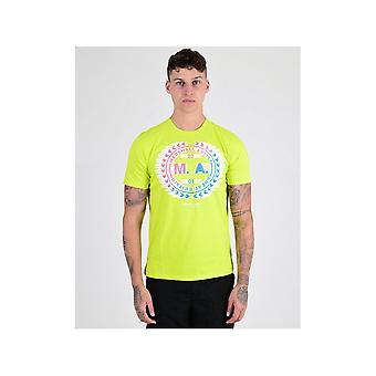 MARSHALL ARTIST Molecular Graphic T-shirt