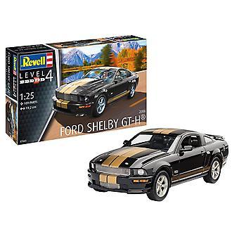 Revell 7665 1:25 Shelby GT-H (2006) Plastic Model Kit