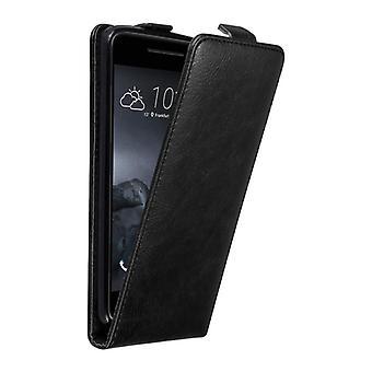Cadorabo Hülle für HTC ONE A9 Case Cover - Handyhülle im Flip Design mit Magnetverschluss - Case Cover Schutzhülle Etui Tasche Book Klapp Style