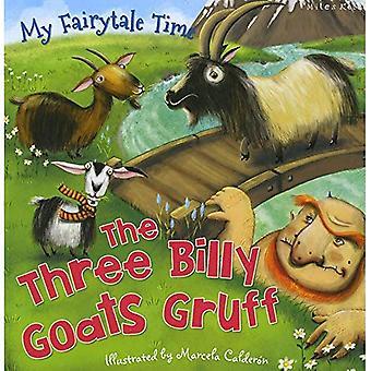 Mon temps de conte de fées: Trois Billy Goats Gruff