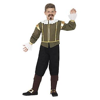Shakespeare de niños disfraces