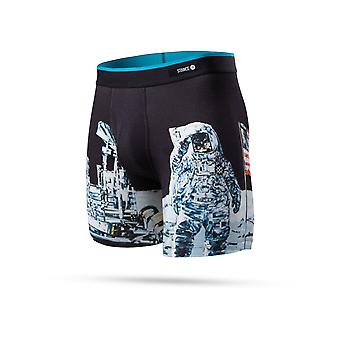 Stance Moon Man Underwear in Black