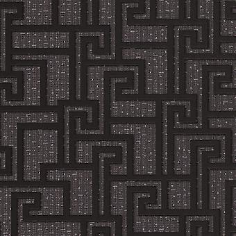 Versace Parvus Griechische Schlüssel Tapete