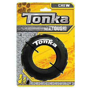 Tonka Seismic Tread Tire Chew Toy - 5