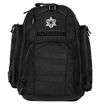 Datsusara Hemp BattlePack Mini Backpack Black
