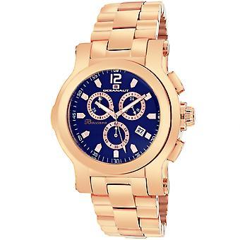 Oceanaut Men's Baccara Blue Dial Watch - OC0724