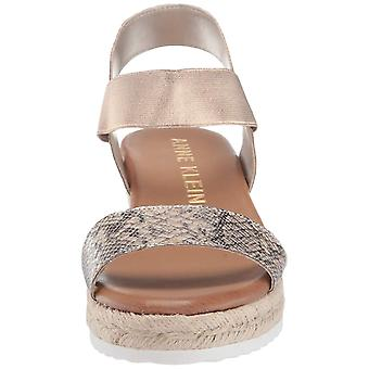 Anne Klein Womens Cait Open Toe Casual Espadrille Sandals