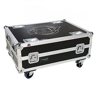 ADJ Adj Touring/caso de carga 6 X Element Par