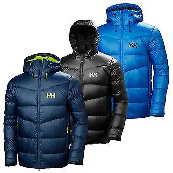 Helly Hansen Mens Vanir Icefall Down Lightweight Hooded Jacket