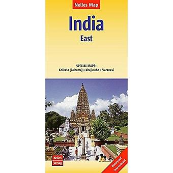 INDIA EAST MAP