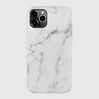 Eco Friendly iPhone 11 Pro Case Printed White Marble Back Shell