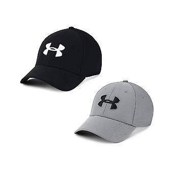 Under Armour Blitzing 3.0 Homme Stretch Fit Baseball Cap Chapeau