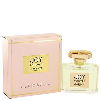 Joy forever eau de toilette spray av jean patou 516910 75 ml