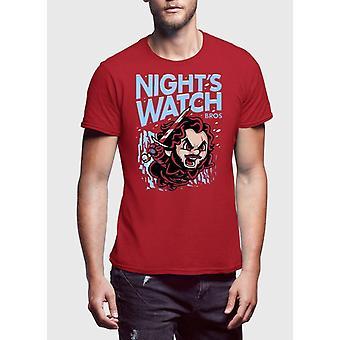 Nights watch red t-shirt