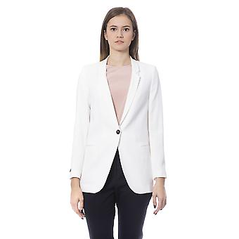 Women's Peserico White Jacket