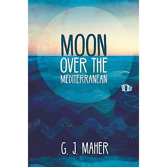 Moon Over the Mediterranean by Maher & G J