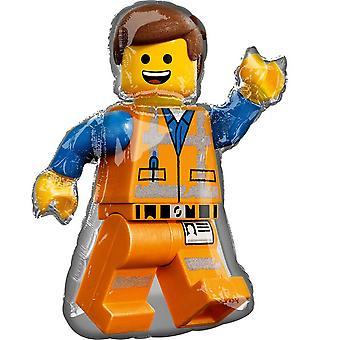 Anagram Lego Movie 2 Supershape Foil Balloon