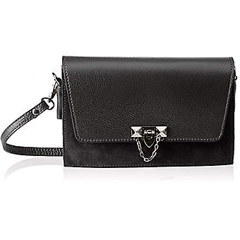 Piece Bags 1638 Black Women's Shoulder Bag 25x16x7 cm (W x H x L)