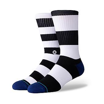 Stance Mariner Crew Socks in Black
