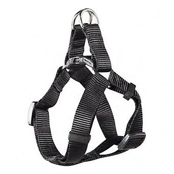 Arppe Harness Practic Nylon Basic Black (Dogs , Collars, Leads and Harnesses , Harnesses)