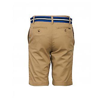 Polo Ralph Lauren Childrenswear Stretch Chino Shorts With Belt