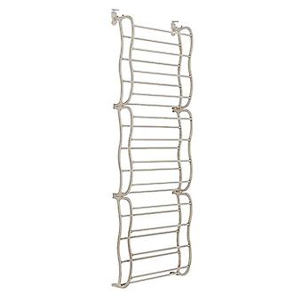 Hanging Shoe Shelf - 35 pairs