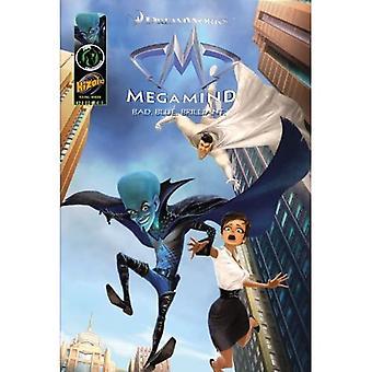 DreamWorks Megamind: Bad. Blue. Brilliant