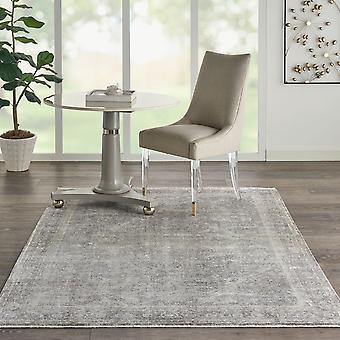 Starry Nights STN03 Silver Cream  Rectangle Rugs Traditional Rugs