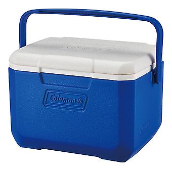 Coleman blue performance 6 personal camping cooler 4.7L