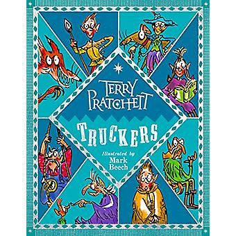 Truckers - Illustrated edition by Terry Pratchett - 9780552576819 Book