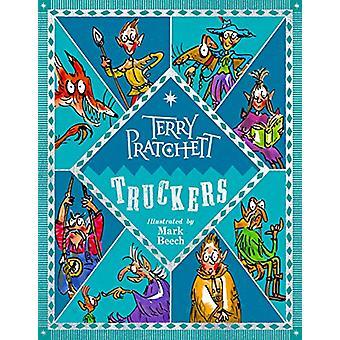 Truckers - Geïllustreerde uitgave door Terry Pratchett - 9780552576819 Boek