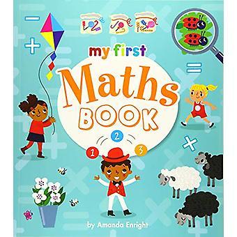 My First Maths Book by Lisa Regan - 9781789503128 Book