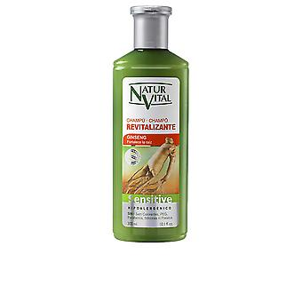 Naturaleza Y Vida Shampoo Herkkä Revitalizante 300 + 100 Ml Unisex
