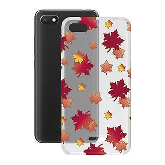 Mobiele cover Xiaomi Redmi 6a Contact Flex Herfst TPU