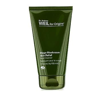 Dr. andrew mega mushroom skin relief face cleanser 150ml/5oz