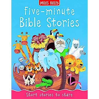 Five-minute Bible Stories by Belinda Gallagher - 9781786178718 Book