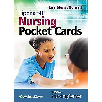 Lippincott Nursing Pocket Cards by Lisa Bonsall - 9781975114541 Book